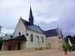 L'église de Saint Avertin